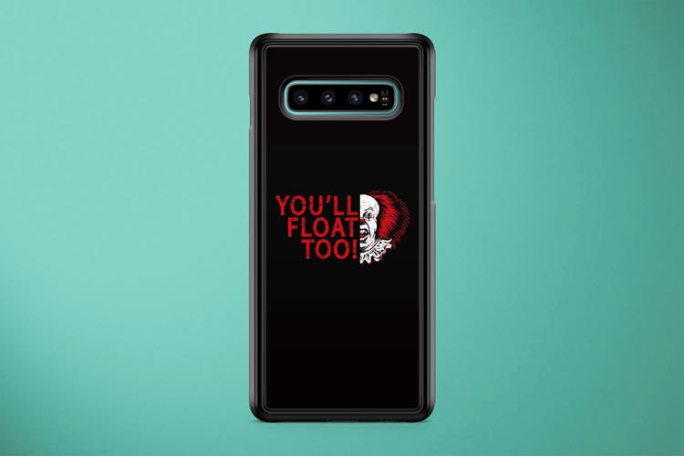 You ll Float Too IT Samsung Galaxy S10 Plus Cover Case