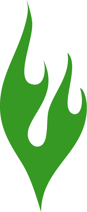 color green logo