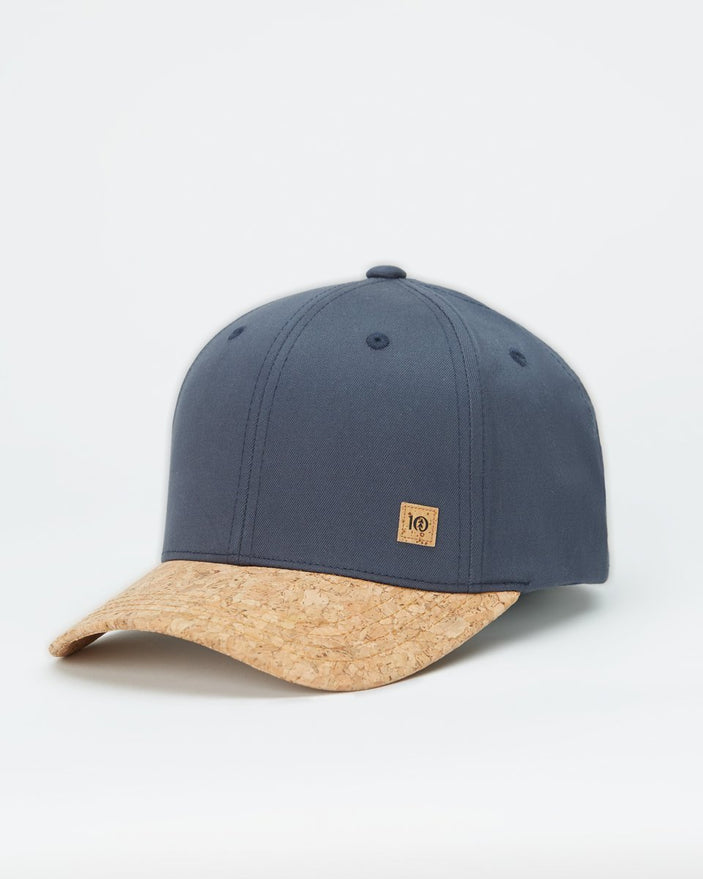 Image of product: Logo 6-Panel Cork Thicket Kappe