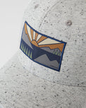 Image of product: Sunrise Patch Fleck Jersey Elevation Kappe