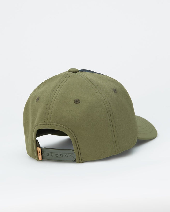 5-Panel Forest Altitude Kappe