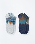 Image of product: Knöchellange Juniper Socken im 2er-Pack