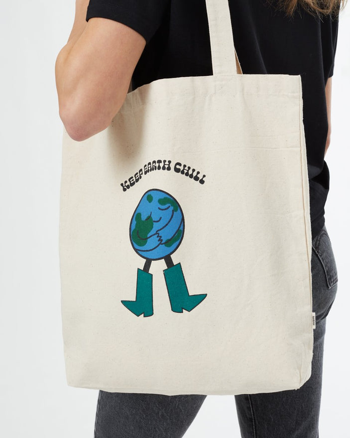 Image of product: Keep Earth Chill Tragetasche