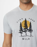 Image of product: Herren Find Your Wild Classic T-Shirt