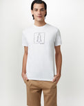 Image of product: Herren Reconnect Klassisches Baumwoll-T-Shirt