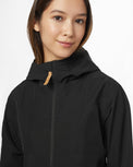 Image of product: Damen Destination Zweilagige Regenjacke