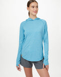 Image of product: Damen Destination Kapuzenpullover