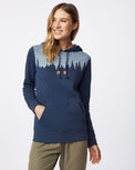 Image of product: Damen Constellation Klassischer Kapuzenpullover