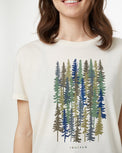 Image of product: Damen Spruced Up Relaxtes T-Shirt