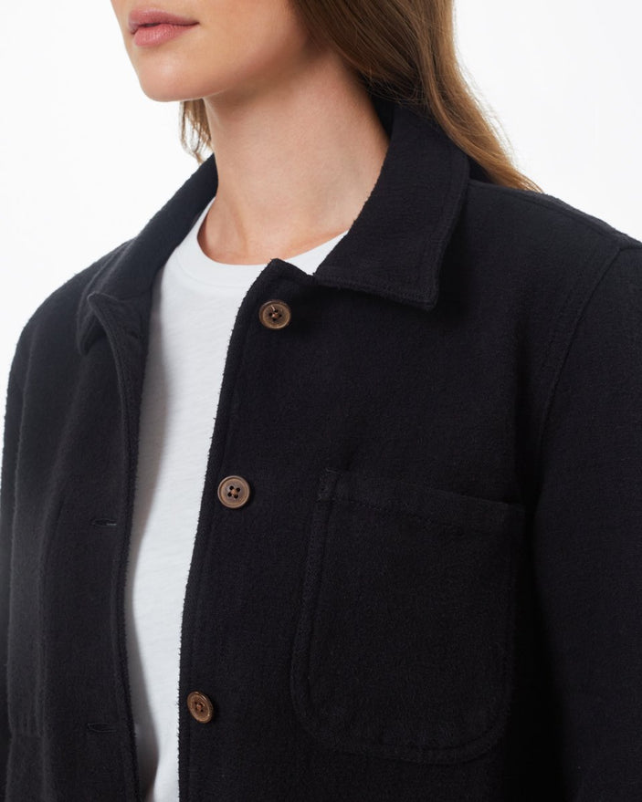 Image of product: Flannel Utility Jacke für Damen