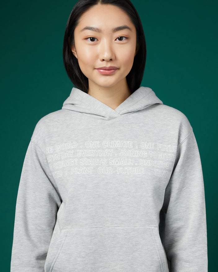 Image of product: Plant Our Future BF Kapuzenpullover für Damen