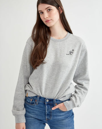 Image of product: Australia Animal Crew Sweatshirt für Damen