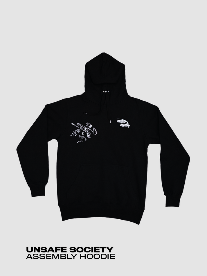 Assembly hoodie