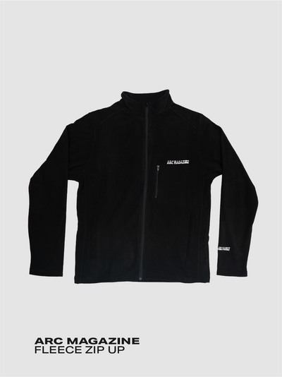 Fleece zip-up