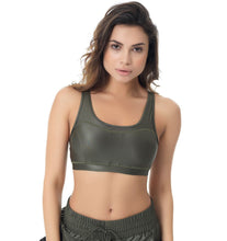 Load image into Gallery viewer, CHALLENGE SPORT BRA  - KHAKI