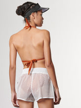 Load image into Gallery viewer, AESTHETE ACTIVE SHORTS - WHITE