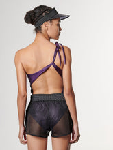 Load image into Gallery viewer, AESTHETE ACTIVE SHORTS - BLACK