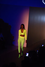 Load image into Gallery viewer, BAYA NEON YELLOW SET