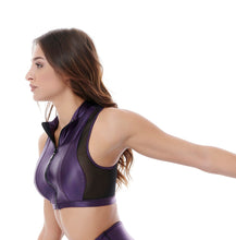 Load image into Gallery viewer, DAZZLE KNOCKOUT ULTRA BRA - PURPLE