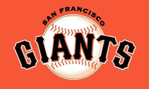 MLB San Francisco Giants Flag 3x5 FT 150X90CM Banner 100D Polyester flag 1033