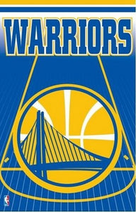 Golden State Warriors FlagS Banners 3*5FT Champion Sports Fan 100D Polyester Hanging Decoration With Sleeve Grommets