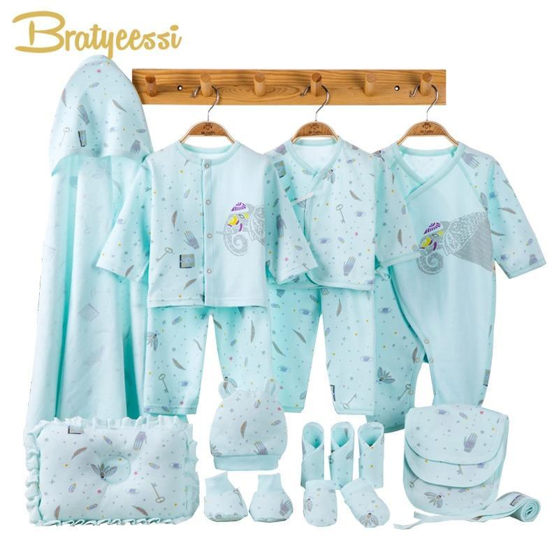 Sale - 15%  Baby Girl Boy Clothes Cotton Print Newborn Clothes Infant Clothing Baby Outfit Newborn Set, Baby Clothes- Babies Deals