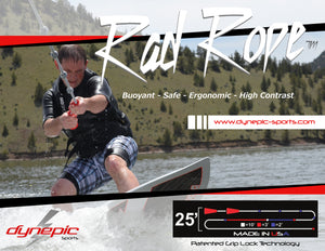 Rad Rope™ for Wakesurfing