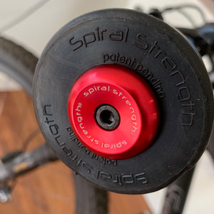 Spiral Strength® Bike Grip Premium Plugs
