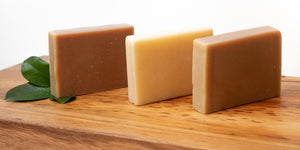 Natural Cold Pressed Soaps