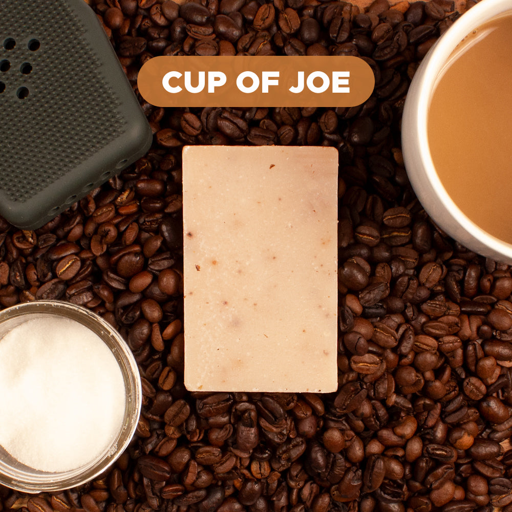 Cup of Joe Soap Bar - Sud Stud