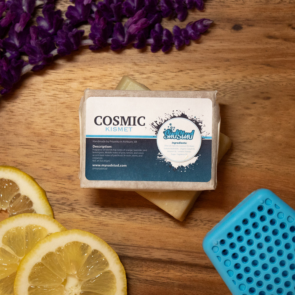Cosmic Kismet Soap Bar - Sud Stud