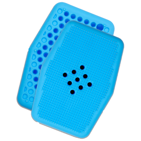 Sud Stud V2 | Soap Saving Silicone Scrubber | Sky Blue
