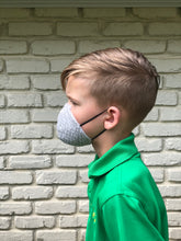 Load image into Gallery viewer, Child Sized Cone Mask (4635136065622)