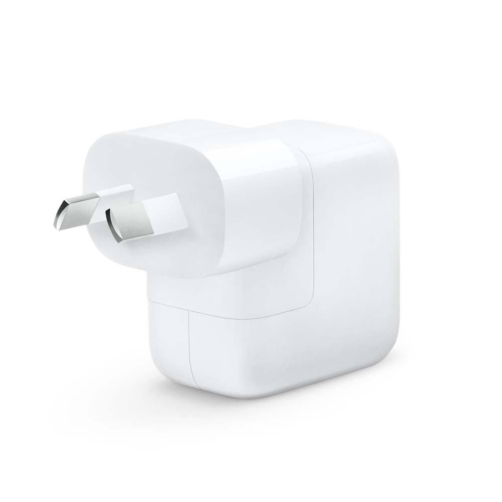 IPhone IPad Power Adapter 12W USB Charger