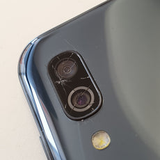 Samsung Galaxy A30 Rear Camera Glass Lens Replacement