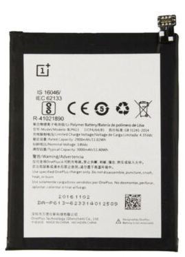 OnePlus 3T Battery Replacement BLP633 3400mAh