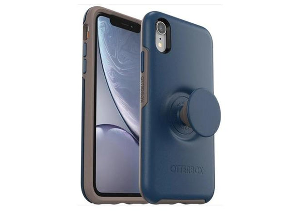 Otterbox OTTER + POP Symmetry iPhone XR - Go to Blue