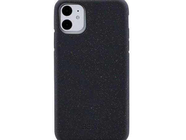 3SIXT BioFleck Case - iPhone XR/11 - Black