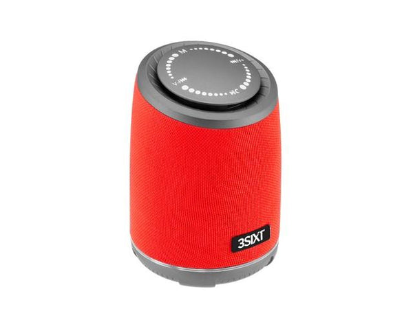 3SIXT Fury Wireless Speaker LED / Touch 10W - Red