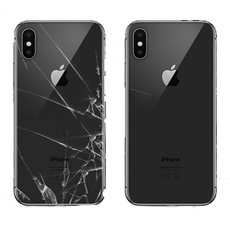 iPhone XR Rear Back Glass & Housing Replacement