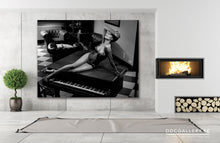Charger l'image dans la galerie, Photo Art - Piano Glamour