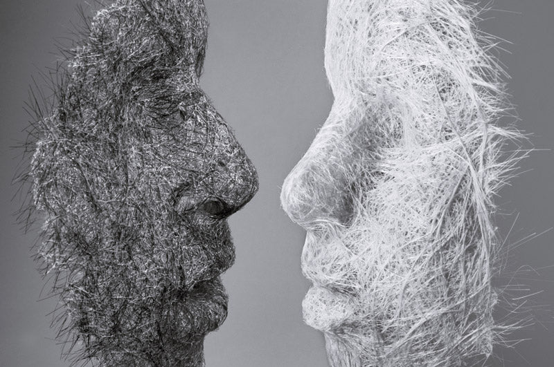 Photo Art - Face to Face