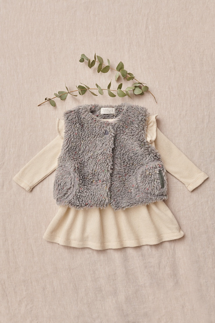 recycled polyester grs certified baby clothes