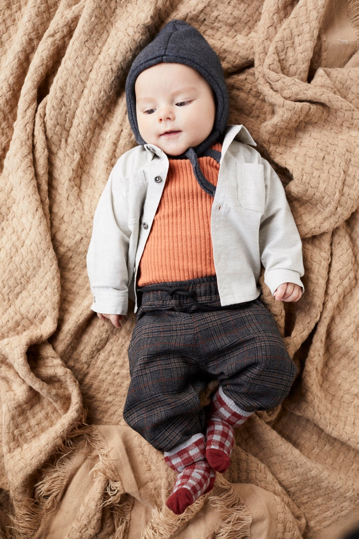 stylish baby boy outfit