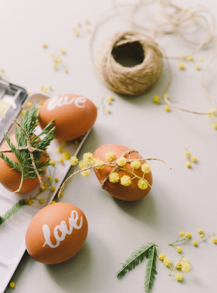 sustainable easter egg hunt