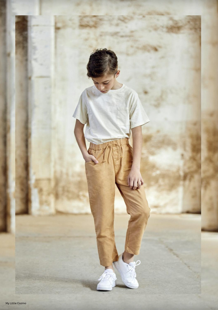 sustainable kids clothes
