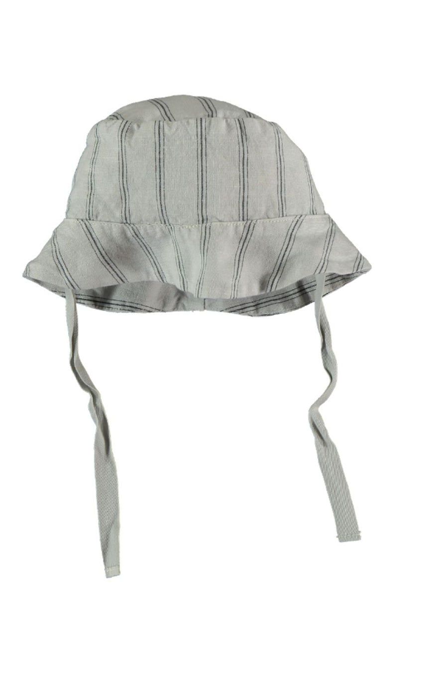 STRIPED BABY SUN HAT