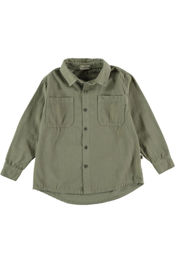 KIDS TWILL SHIRT