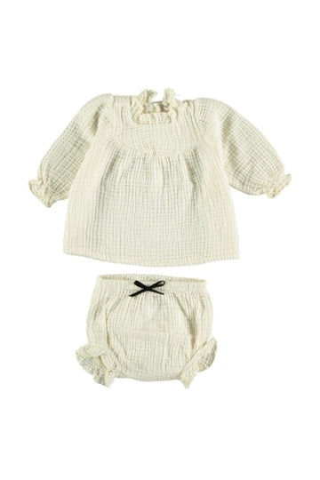 ORGANIC BABY DRESS BUBBLE