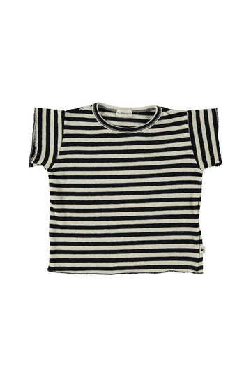 baby striped shirt